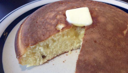 表参道キューピーのホットケーキ:マヨネーズを使ってふわふわに