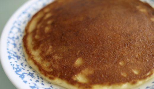 ホットケーキ レシピ:キユーピーお墨付き!マヨネーズを入れるとふわふわに