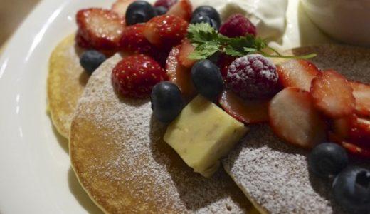 クッチーナ&カンパニーのパンケーキ:渋谷東急東横店