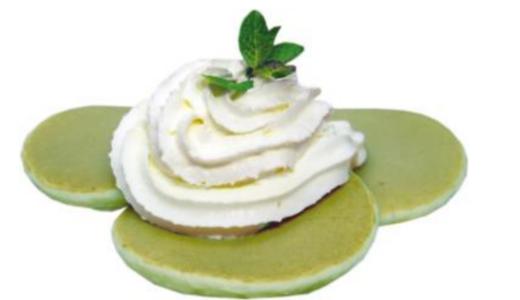 フレッシュネスバーガーのパンケーキ:朝食向けメニュー。4月から販売開始