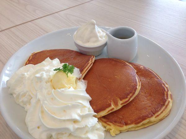 Butterのプレミアムパンケーキ