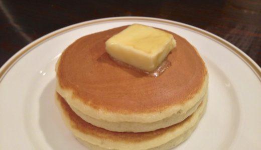 赤坂「ホットケーキパーラーFru-Full(フルフル) 」のホットケーキ:万惣出身者の新店がオープン