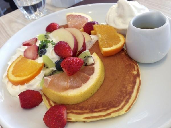 珠玉の贅果パンケーキ