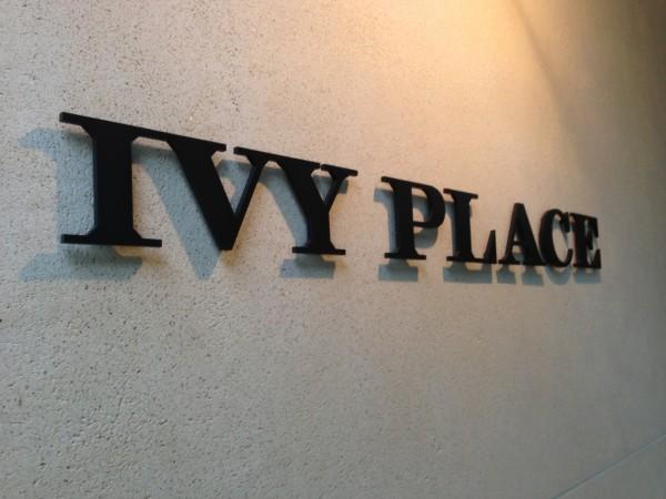 代官山IVY PLACEのロゴ
