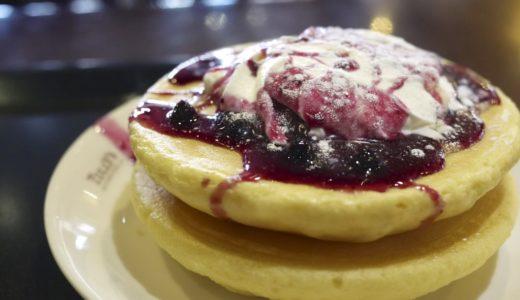 タリーズのパンケーキ:レンチンだがどこでも頼めるのが良い