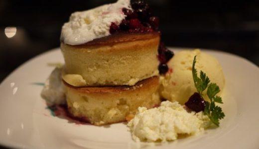 押上「カフェ東京」のパンケーキ:ズームインサタデーで紹介された極厚パンケーキ