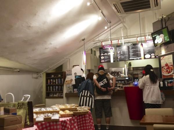 沖縄CLIMAX COFFEE内装