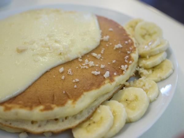 パニラニのココナッツミルクパンケーキ
