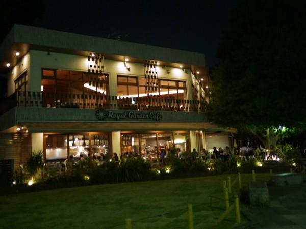 ロイヤルガーデンカフェ外苑前店