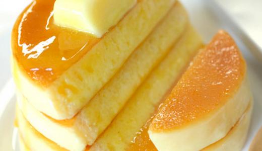 リアルすぎる食品サンプル・ホットケーキ型スマホスタンド