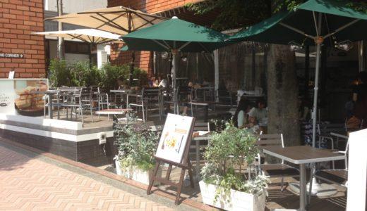 たばこと塩の博物館にj.s. pancake cafe渋谷公園通り店がオープン