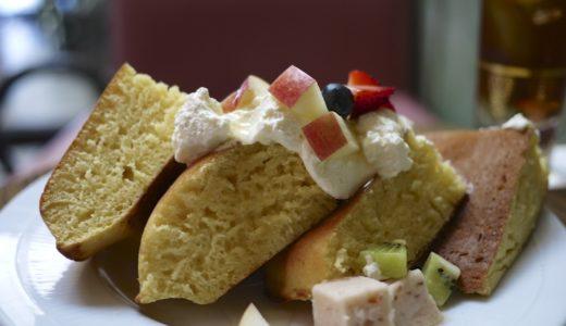 表参道モントークのパンケーキ