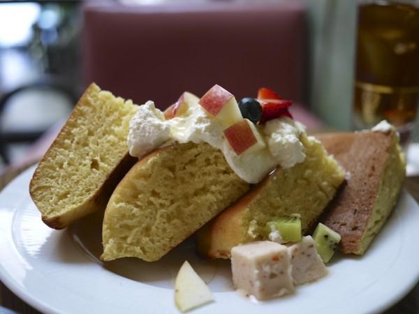 モントークのパンケーキ