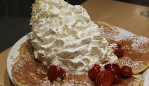 エッグスンシングスが名古屋初進出!三越の催事に原宿のパンケーキが登場!