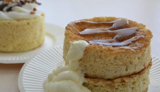 ファミマとローソンがパンケーキ戦争!新発売の厚焼きパンケーキを食べくらべ