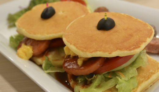 中目黒Moke'sでパンケーキ。ハワイ発の大人パンケーキ