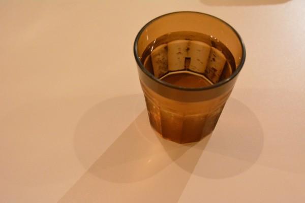 カフェのコップ