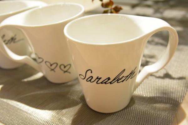 サラベスのマグカップ