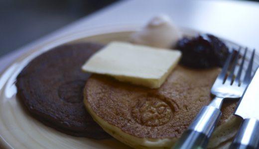 a Piece of Cake:青山・岡本太郎記念館併設カフェのパンケーキ
