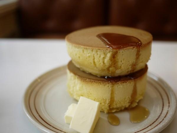 鎌倉イワタコーヒーのホットケーキ
