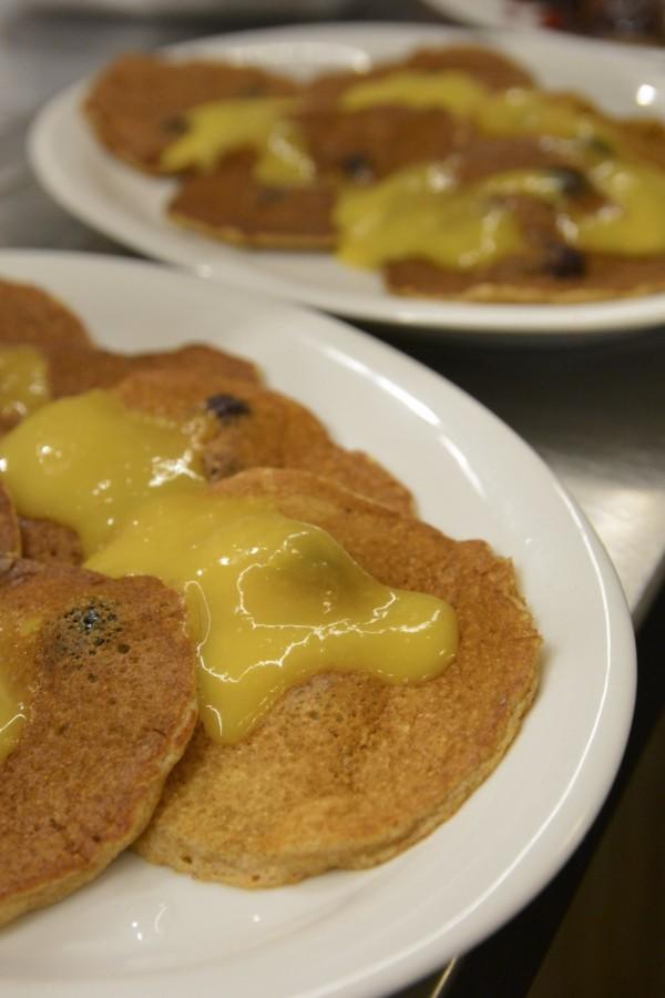 スラッピーケークスのパンケーキ