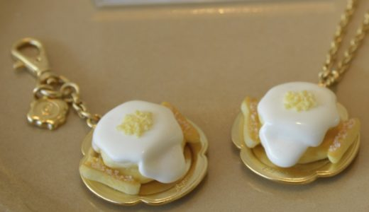 Q-pot.からレインボーパンケーキ コラボのアクセサリが発売開始!