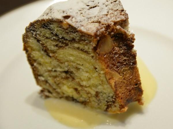マーモアクーゲルフプフ(マーブル模様のケーキ)