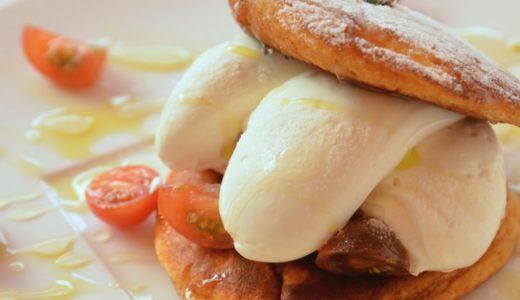 マンジェ・ササでパティシエが作るパンケーキを食べてきた #パンケーキツアーズ