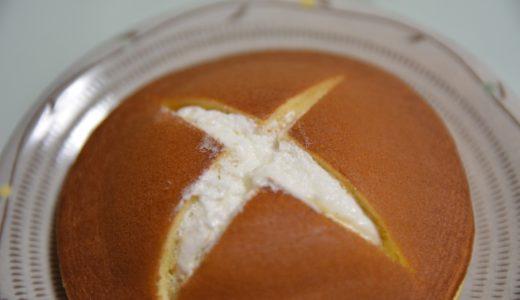 ファミマの新パンケーキがどう見ても「◯◯」だと話題に