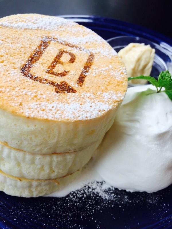 パンケーキ/ 原宿バーンサイドストリートカフェ