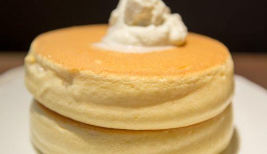 椿サロンが銀座に復活!ぼってり厚いホットケーキはビジュアル良し!